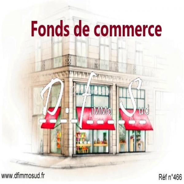 Vente Immobilier Professionnel Fonds de commerce Narbonne 11100