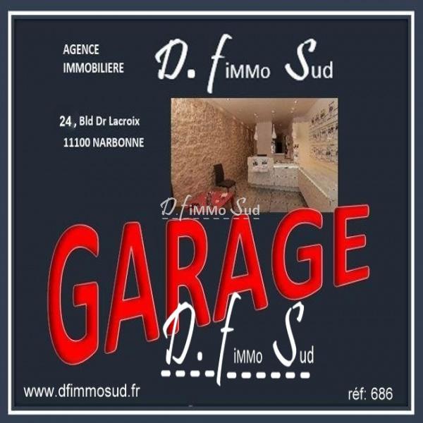 Offres de vente Garage Narbonne 11100